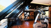 Luxury yacht AXIOMA - Gym