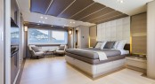 M/Y DIVINE - Master suite