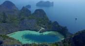 Dunia Baru Myanmar Cocks Comb Island