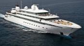 Luxury yacht LAUREN L