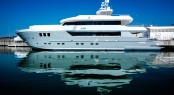 Motor yacht GIPSY launched by Otam