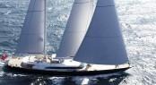 Sailing yacht PANTHALASSA