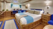 Sailing yacht CYGNUS MONTANUS - Main suite