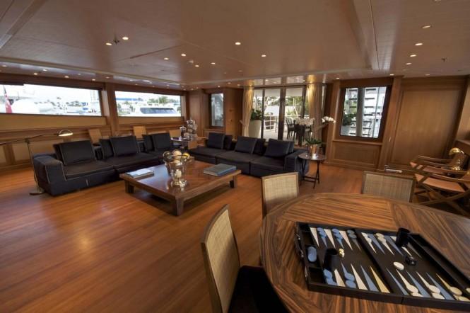 Yacht AZTECA II -  Skylounge