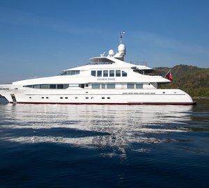 Tahiti/French Polynesia Superyacht Charter Special