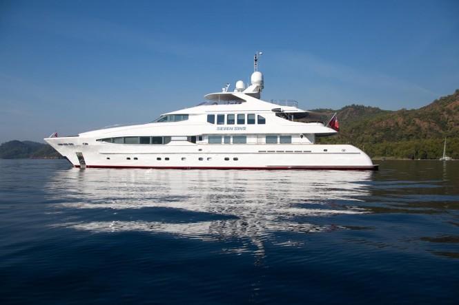 Yacht Seven Sins