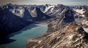 The east coast of Greenland: A country of vast, untouched beauty.