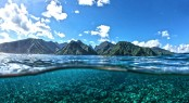 Tahiti ocean beauty