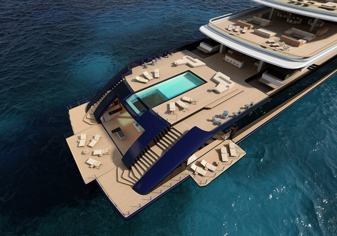 Motor Yacht GLEAM - Opens Itself to the Ocean Lifesyle