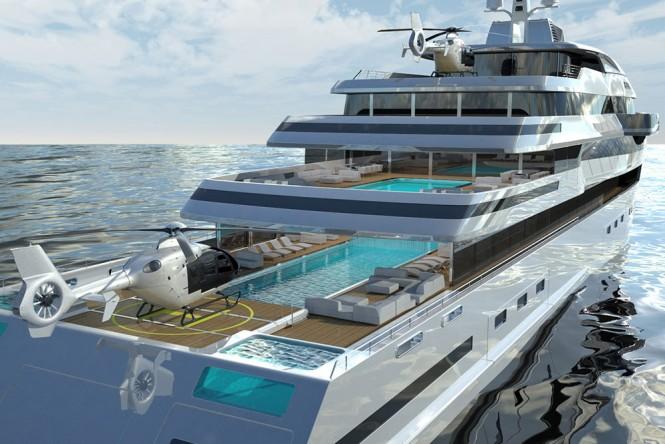 GillSchmid Design have two pools