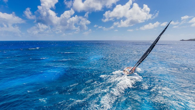 Swan yacht ODIN