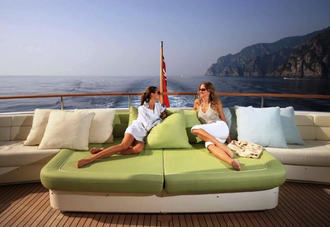Charter Yacht Hana