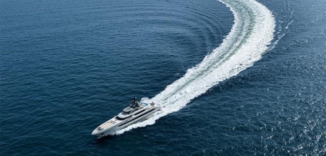 Galactica Super Nova at Sea