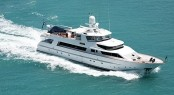 Luxury yacht PHOENIX