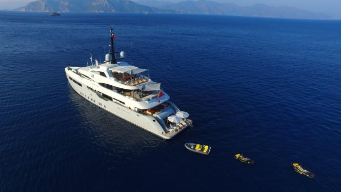 Motor  yacht GIAOLA-LU