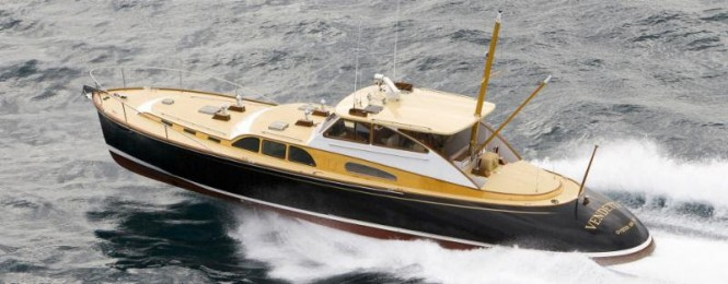 Billy Joel has donated his custom commuter yacht VENDETTA to SeaKeepers