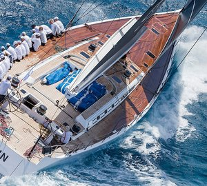 THE ROLEX SWAN CUP 2016 - Record Number of Swan 121 Yachts.