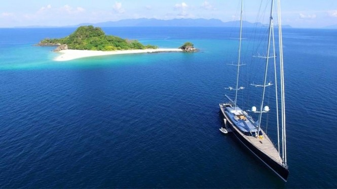 Far flung sailing destinations can be an experience of a lifetime