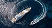 Yacht Coral Ocean