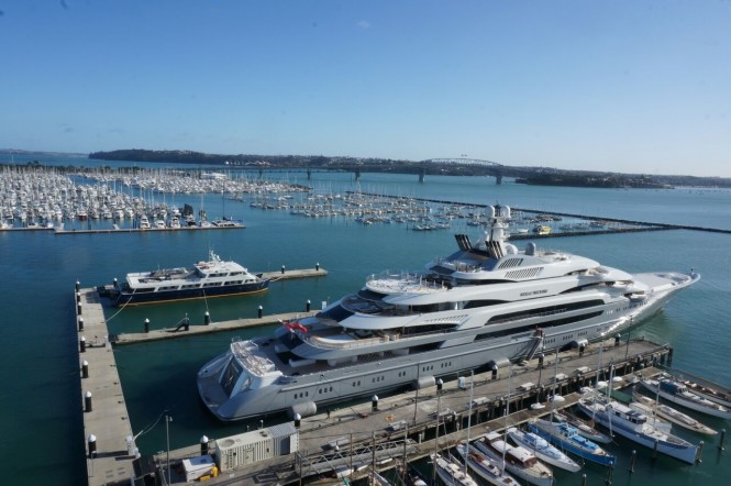 Auckland Superyachts