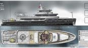 Barracuda 50m 'Pocket' Explorer 19-External Profile  Bridge Deck