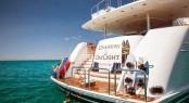 Luxury yacht CHASING DAYLIGHT