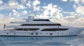 Megayacht Majesty 175