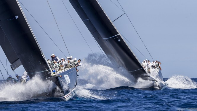 Maxi Yacht Rolex Cup 1