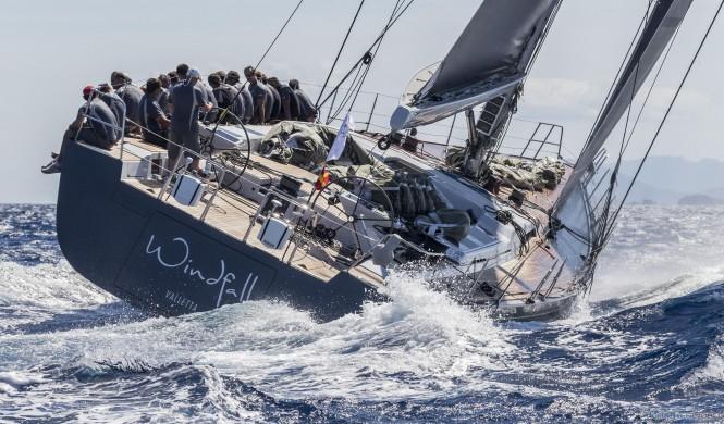 Maxi Yacht Rolex Cup in Porto Cervo, Sardinia