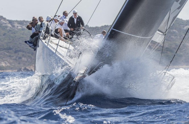 Maxi Yacht Rolex Cup 4
