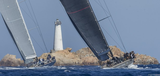 Maxi Yacht Rolex Cup 6