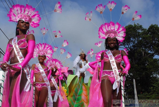 Antigua Carnival. Photo by Luca Gargano