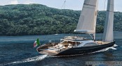 The new 47m sloop by Perini Navi