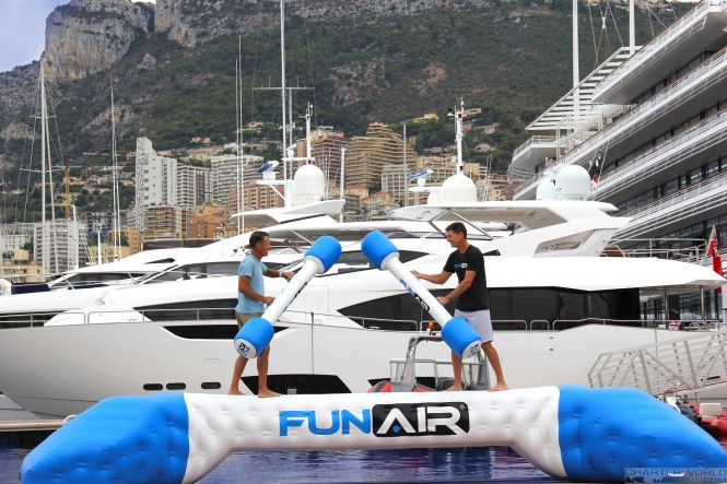 FunAir Yacht MYS 2016