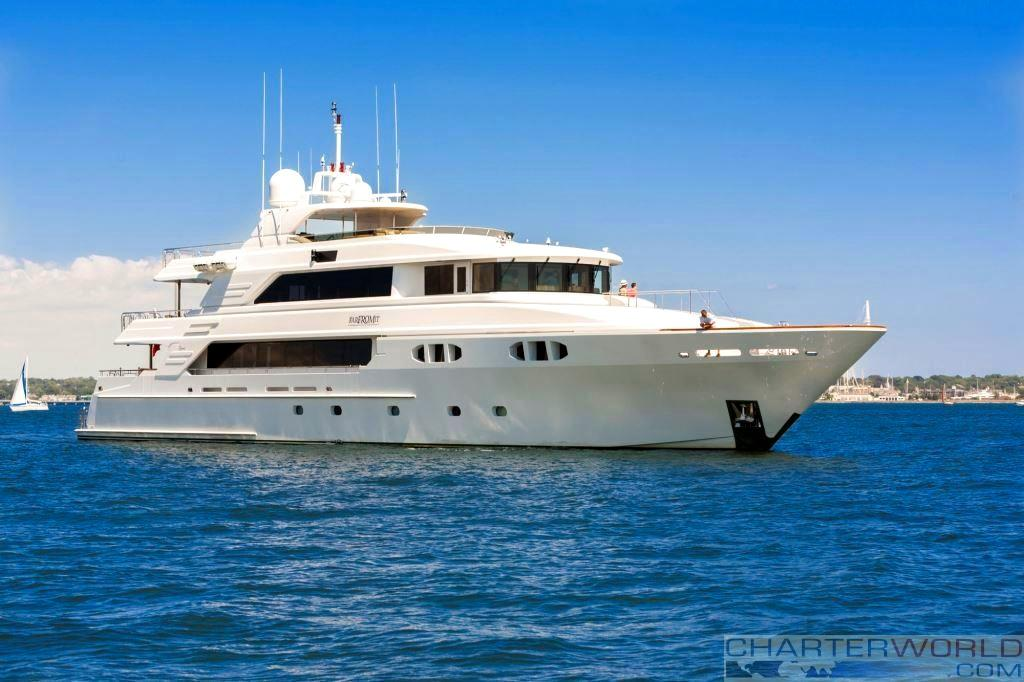 Motor Yacht Far From It Yacht Charter Superyacht News