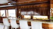 Motor yacht FAR FROM IT - Wet bar
