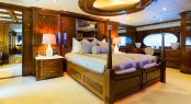 Superyacht REMEMBER WHEN - Master suite