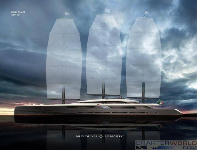 Sailing Yacht SOLAR project
