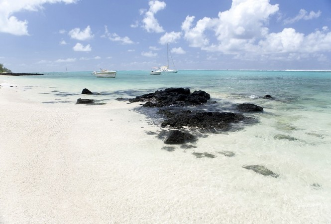 Spectacular Beaches - Image credit to Tourism Mauritius