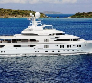 Escape Winter on a Luxury Charter Yacht in St. Barts