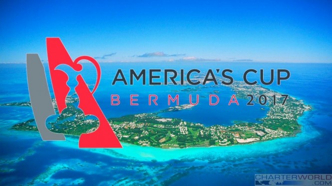 America's Cup Superyacht Regatta 2017 to be held in Bermuda