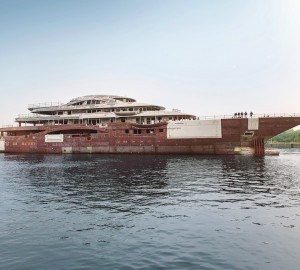 Revealed: 111-metre Project TIS by Lurssen