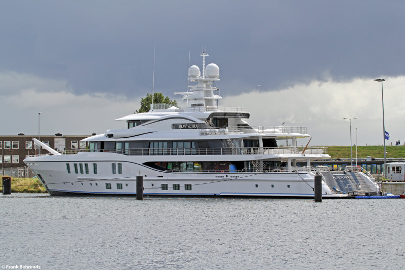 Plvs Vltra superyacht by Amels