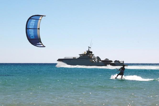 Adventure 4008. Kite