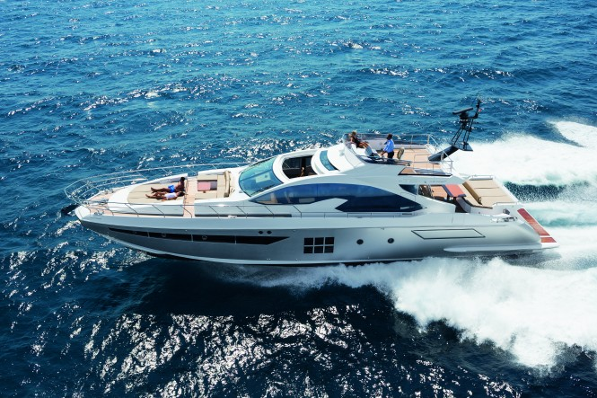 Azimuth 77S Designed by Righini