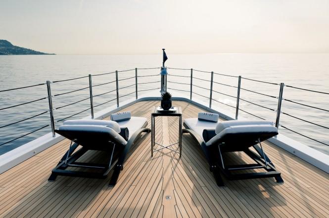 Benetti 11.11 superyacht - Photo credit Jeff Brown