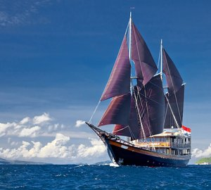 Traditional Sailing Yacht DUNIA BARU to host opening cocktail party at Asia Superyacht Rendezvous 2016