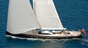 Sailing Yacht Lady B