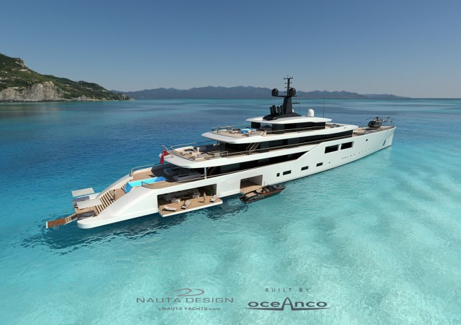 Project SPECTRUM by Oceanco