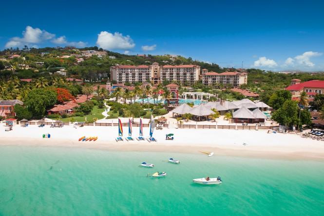 Luxury Hotels. Antigua